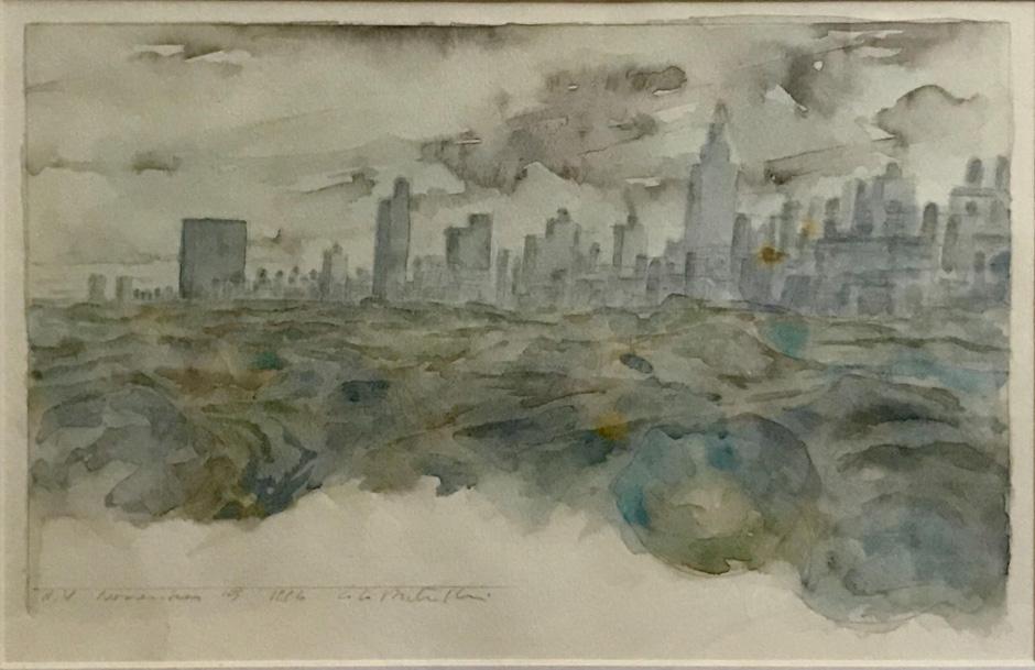 Carlo Battaglia N.Y. November 15