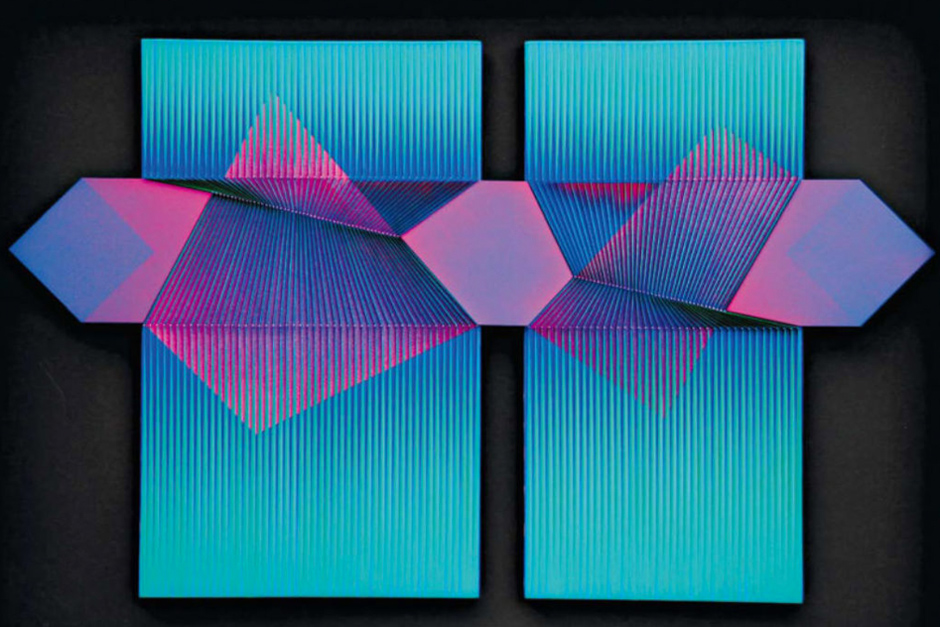 New York Rediscovers Programmed And Kinetic Art Through Alberto Biasi At Valli Art Gallery