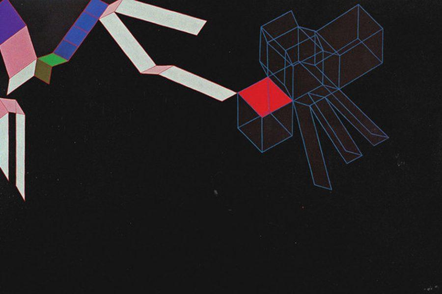 Achille Perilli. Geometrie Impossibili